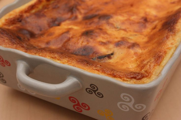 recette de Far breton nature