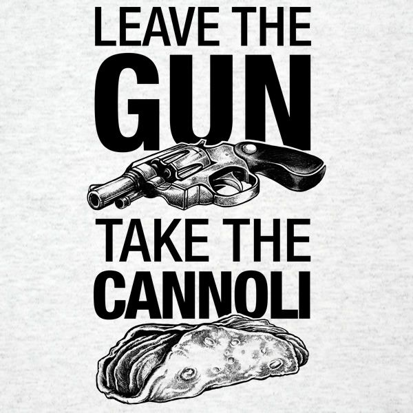 Leave The Gun Take The Cannoli - Marriage Is Serious Business - Neatorama