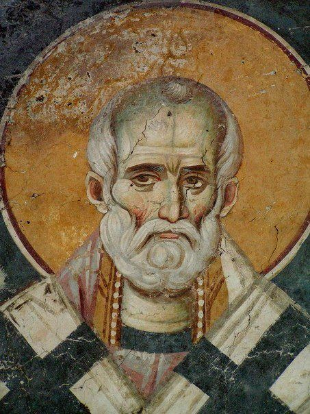 Saint Nicholas of Myra, on December 6 Saint Nicholas of Myra , Wonder-worker , was the archbishop of Myra in southern Asia Minor in the fourth century, have participated in the Council of Nicea in 325. In addition to being honored as the patron saint of many countries, notably Greece and Russia, and of cities, he is the patron of many occupational groups, most notably of sea-farers.