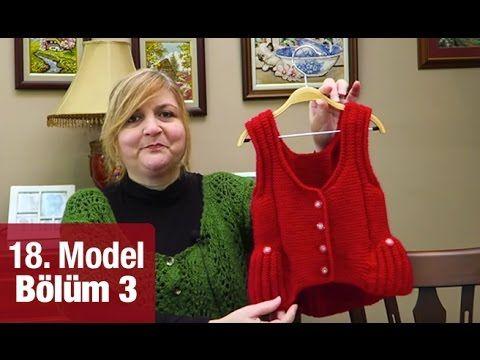 18. Model (3/5) ● Örgü Modelleri - YouTube