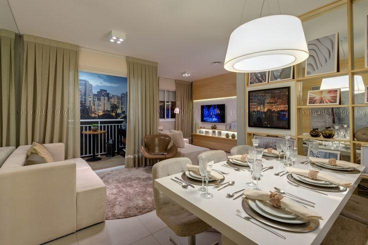 Iluminação de Sala sem gesso .Confira aqui as luminárias usada na sala de jantar e estar e living .Luminaria de planfon,mesa,crystal, spot trilho e sobrepor.