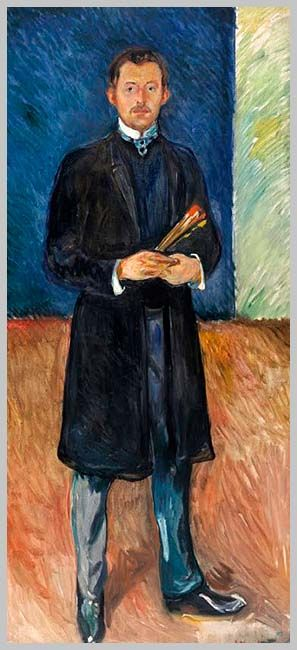 Edvard Munch - Pintor NORUEGA (1863 - 1944)