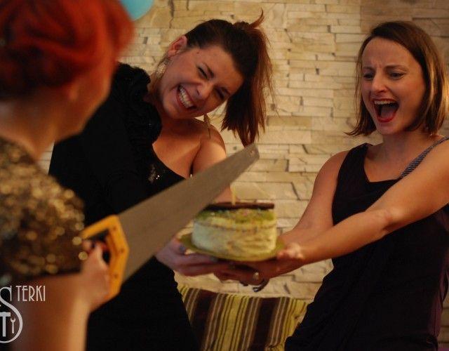 Handy Girls first birthday party :)