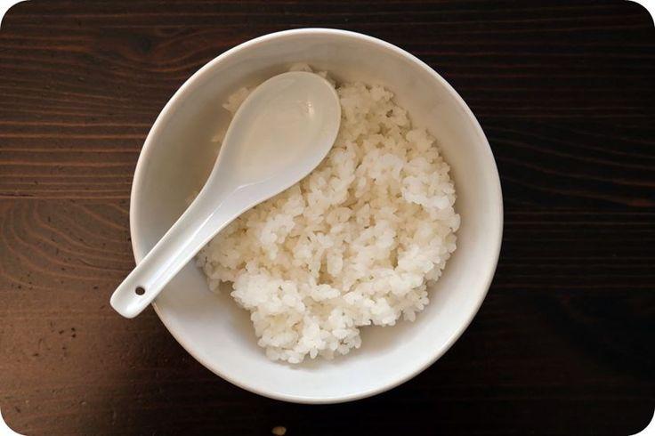Cómo cocer arroz para sushi y que quede perfecto