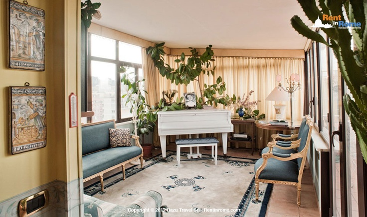 Cupola Alloggio per vacanze Roma Italia | Appartamento per un soggiorno breve