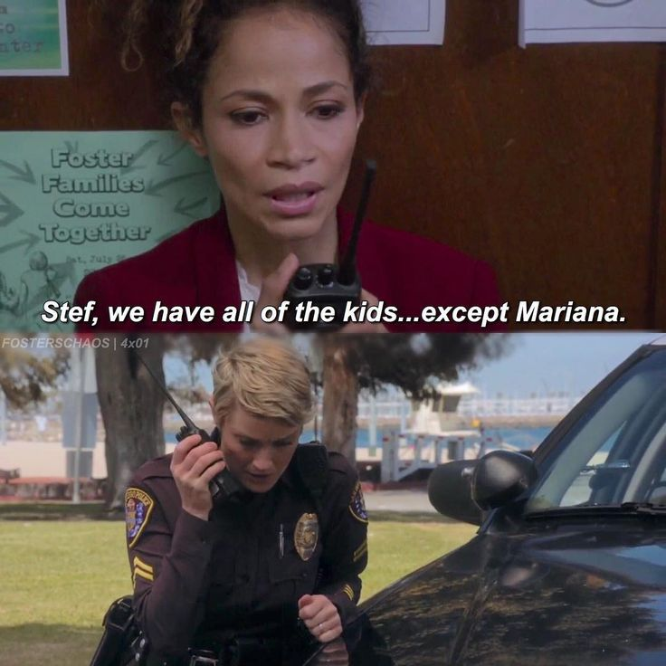 """#TheFosters 4x01 """"Potential Energy"""" - Lena and Stef"""