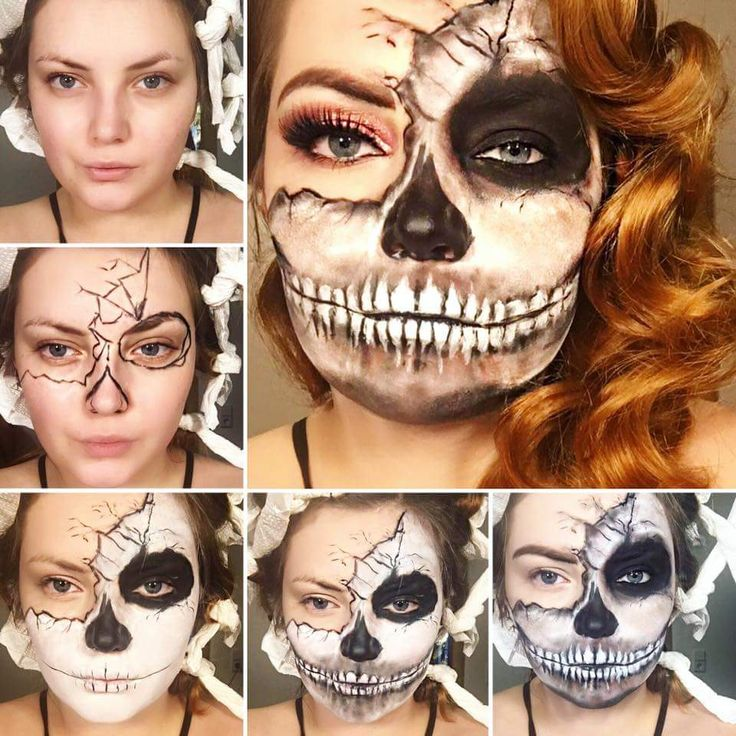 Best 20+ Halloween makeup tutorials ideas on Pinterest | Fisherman ...