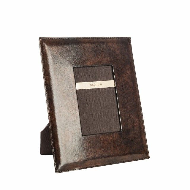 leather frame from balmuir.com