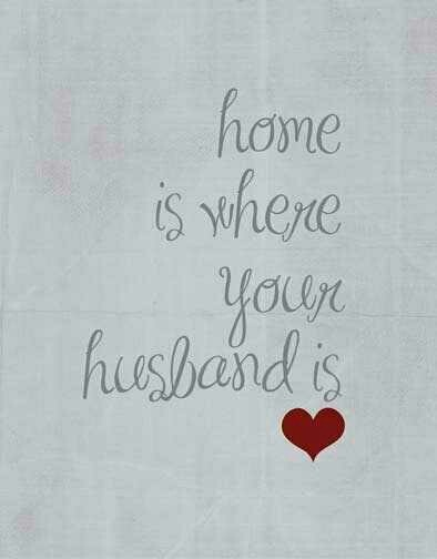 Love letter to my husband who is far away