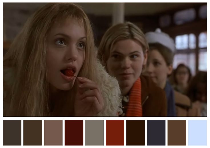 Girl, Interrupted (1999) dir. James Mangold