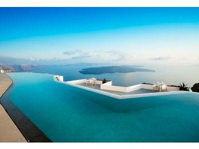 Grace Santorini - Santorini - Bring on September !