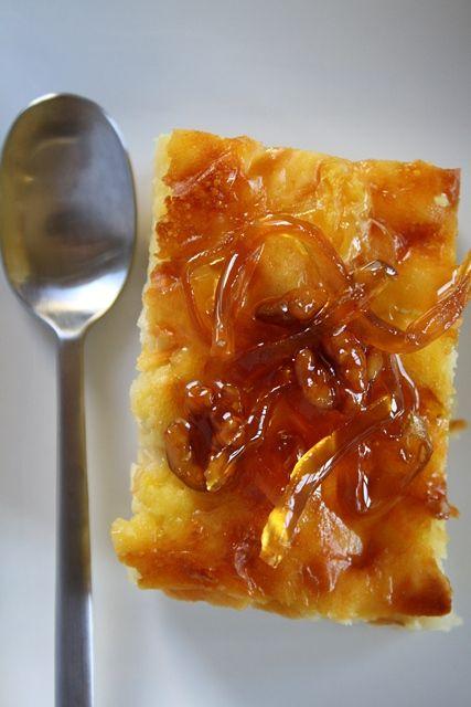 Πορτοκαλόπιτα (Orange Pie)- Kali Orexi