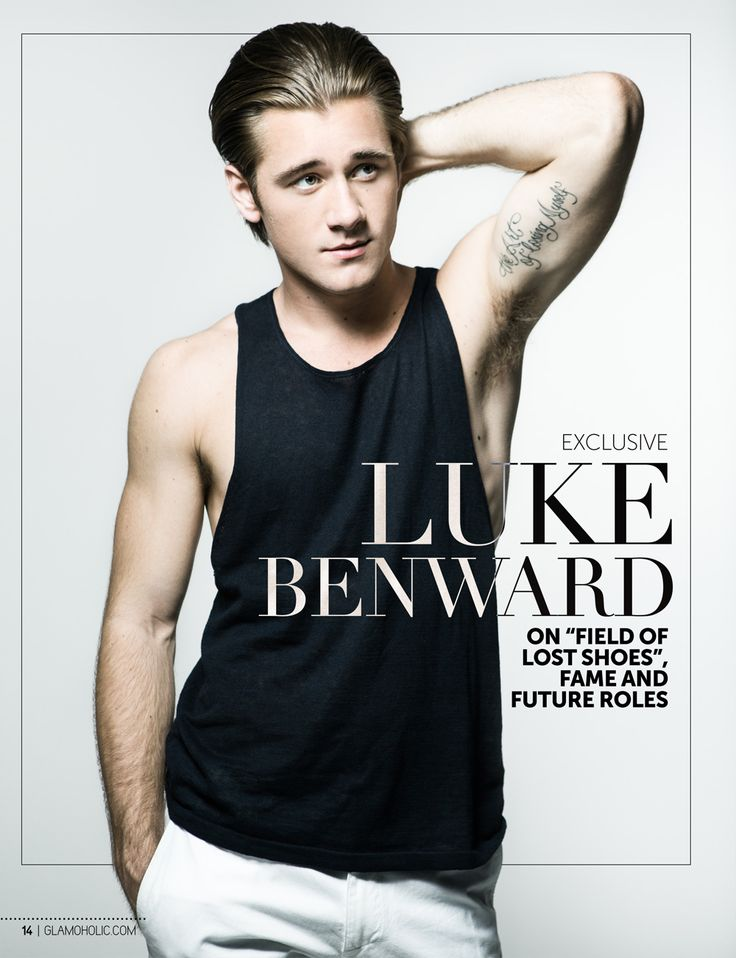 LUKE BENWARD !