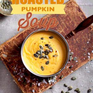 Enter our latest Blender Giveaway! SOUTHWEST ROASTED PUMPKIN SOUP One of my favorite Fall and Winter flavors is that of pumpkin, yet so many of us limit ourselves to an indulgent pumpkin pie. Why not branch out to your savory side with this soup, which stars the caramelized goodness of roasted pumpkin and spicy Southwestern […]