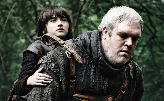 Hodor is dead, now Kristian Nairn has a weight off his back — he no longer has to carry around BranStark. Isaac Hempstead Wright was a ten-year-old boy when he was cast as Bran Stark, now he's 17 and quite obviously much bigger than the Bran who fell from the tower back in season 1. While everyone is heartbroken over the death of Hodor (I'm convinced it's not the last we'll see of him though *cough* White Walker), at least Nairn is in a way finally recognized for being one of the most…