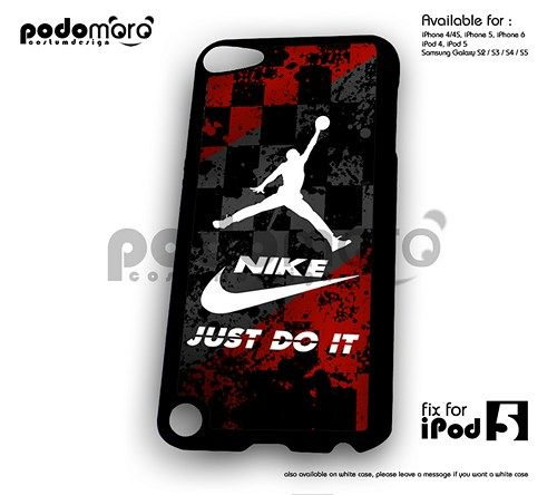 Nike Just Do It Jordan - ipod 5
