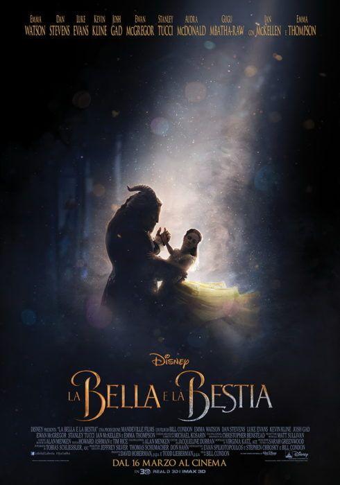 Beauty and the Beast. On line il video ufficiale con John Legend e Ariana Grande