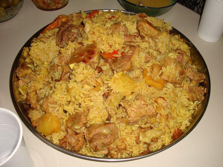 Veja a Deliciosa Receita de Receita de Makluba (culin�ria Eg�pcia). É uma Delícia! Confira!