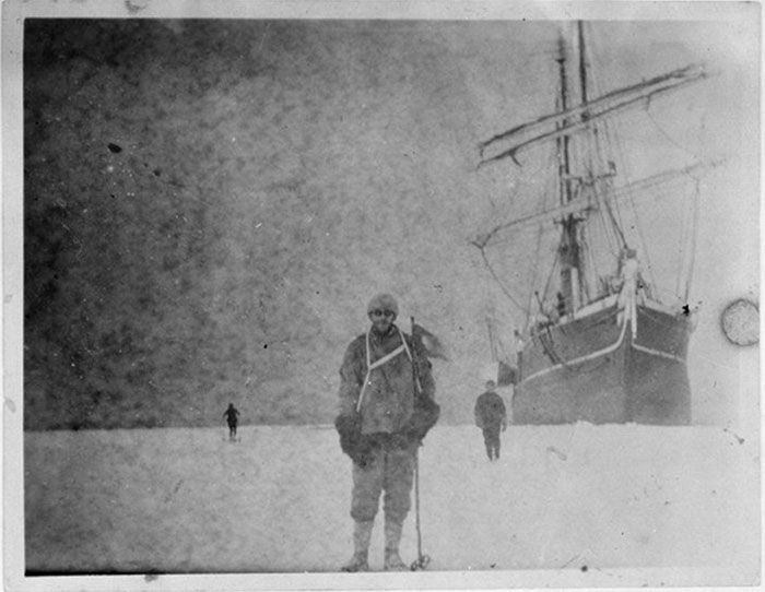 While restoring one of the exploration huts in Antarctica, Conservators of the New Zealand Antarctic Heritage Trust discovered a box that turned out to be a remarkable treasure. It contained 22 never-before-seen cellulose nitrate negatives documenting the life of Antarctic explorers a 100 years back. Preserved in a block of ice, these negatives surprisingly lived up to our days to shine a light on the Antarctic heroic era and the landscape itself.