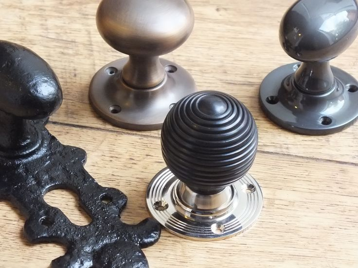 Door knobs from British Ironmongery; shown in a wide range of finishes and  styles. - 45 Best Brass Door Knobs Images On Pinterest Door Furniture