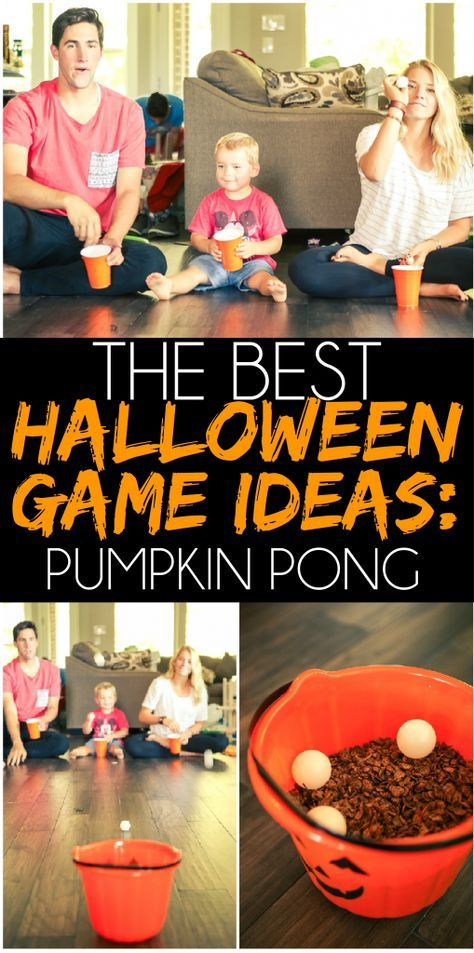 Four of the best halloween games for parties halloween games for Halloween party games for preschoolers