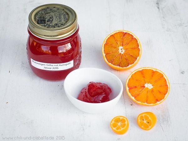 Chili und Ciabatta: Orangengelee mit Kumquats