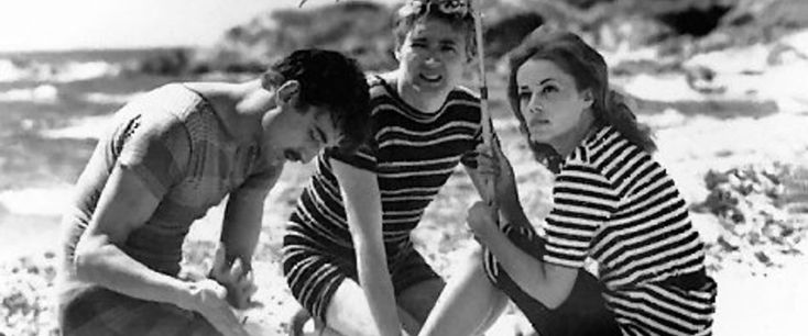 """""""Jules and Jim"""" Movie Review by Roger Ebert"""
