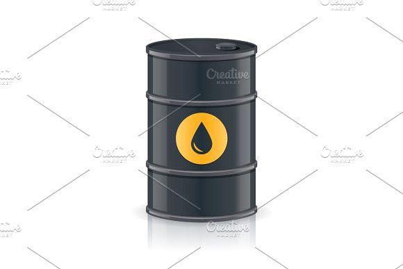 Oil Barrel #barrel