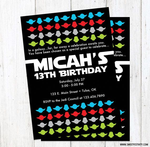 Star Birthday Invitations was perfect invitation design