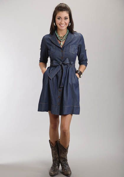 Cow Girl Clothing Stetson Dresses Langston 39 S Western