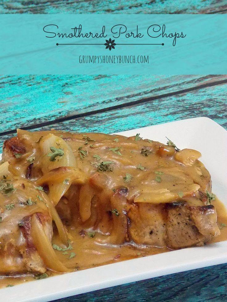 Butterfly pork chop recipe baked