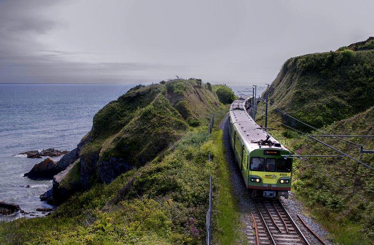 Train  Bray Head, Ireland