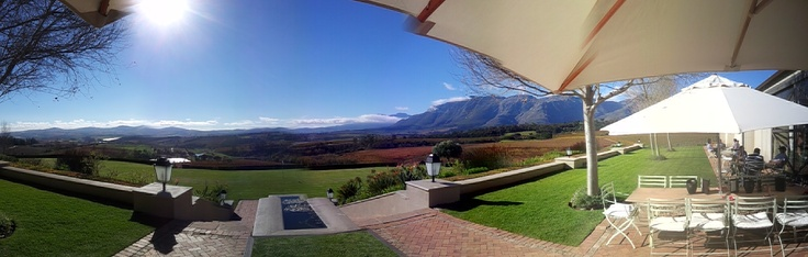 Ernie Els Winery Cape Town