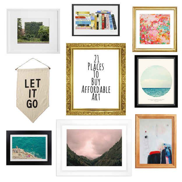 21 Places To Buy Original Art That's Actually Affordable