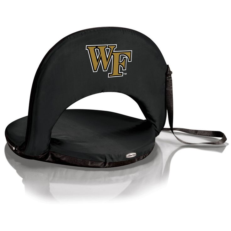Wake Forest Demon Deacons Oniva Portable Recliner Seat