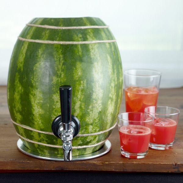 melon-kegging