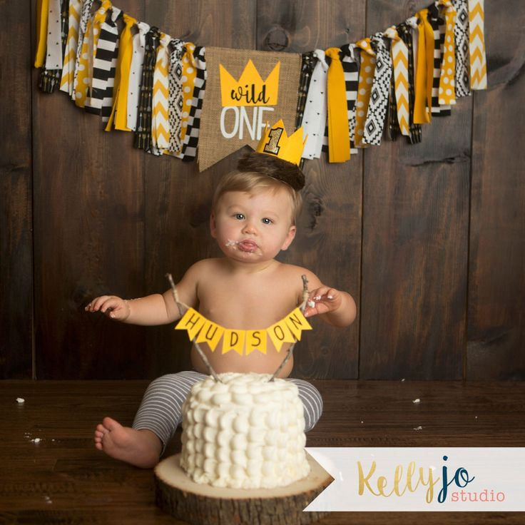 Where The Wild Things Are Highchair, Cake Smash, Photo Prop, Birthday Banner - Wild One Birthday Banner - Max Crown - Wild Things Birthday by KellyJoStudio on Etsy https://www.etsy.com/listing/468101635/where-the-wild-things-are-highchair-cake
