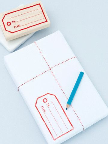 Boxed stamp set // want for sending more mail