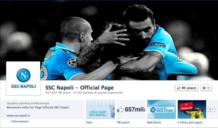 SSC Napoli | Football team fanpage