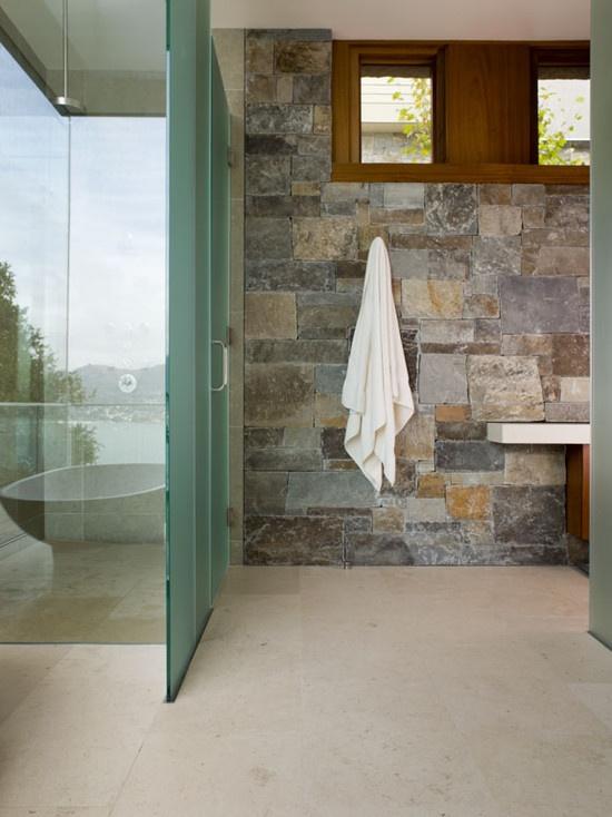 Modern bathroom gray and brown bathrooms design pictures for Gray and brown bathroom ideas