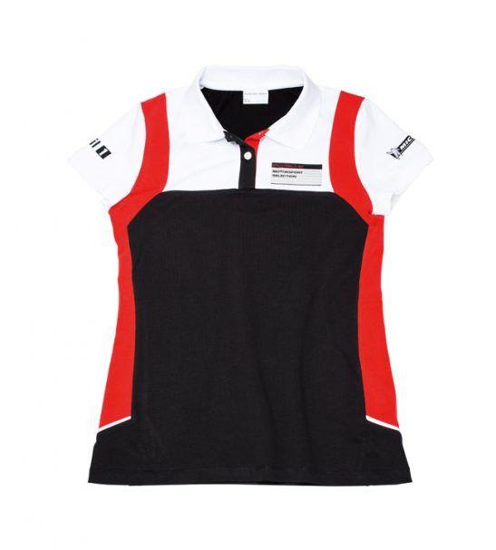 Porsche Motorsport Collection Ladies Polo Shirt by Porsche