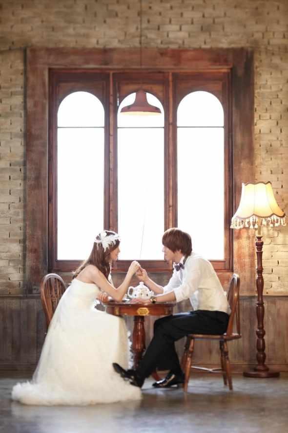 Yongseo -wedding photoshoot