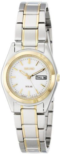 Seiko Women's SUT108 Two-Tone Stainless Steel Solar Watch https://www.carrywatches.com/product/seiko-womens-sut108-two-tone-stainless-steel-solar-watch/ Seiko Women's SUT108 Two-Tone Stainless Steel Solar Watch