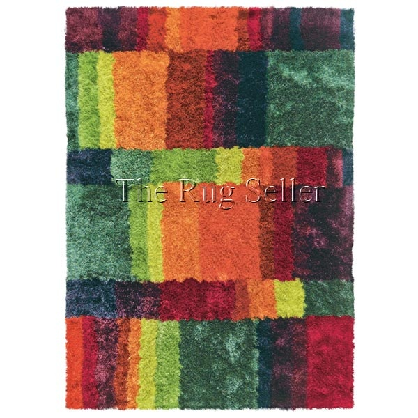 Funky rugs 8110 75 multi coloured buy online from the rug seller uk - Arte Espina - Lounge Rugs