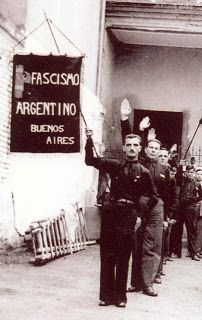 Image result for Partido Fascista Argentino