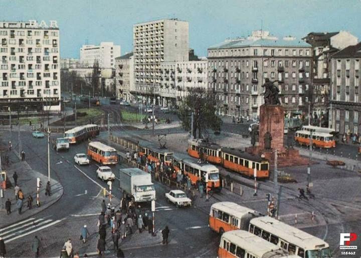 Plac Wileński, lata '70
