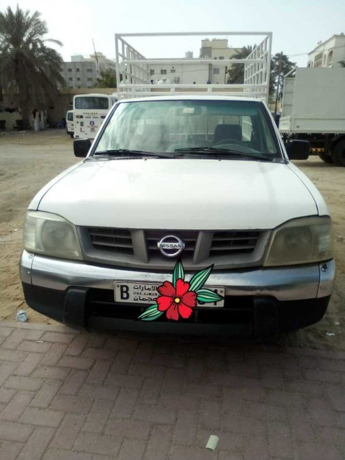 Nissan Single Cabin Pick Up 2008 In Excellent Condition Kargal Classifieds Uae Cars For Sale Nissan Used Cars