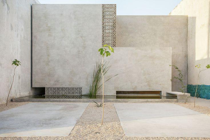 Imagen 1 de 34 de la galería de Casa Gabriela / TACO taller de arquitectura contextual. Fotografía de Leo Espinosa