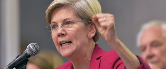 The Speech That Could Make Elizabeth Warren the Next President of the United States Posted: 12/13/2014