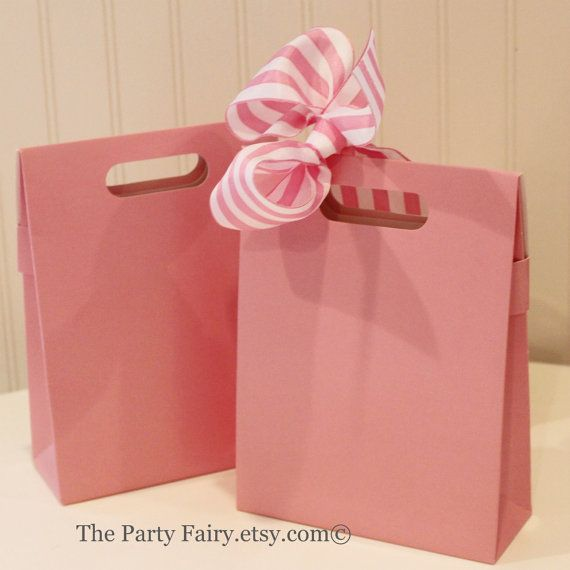 Baby Shower Favor Boxes Pinterest : Images about baby shower on pink paper